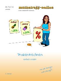 Coverbild Prozentrechnen