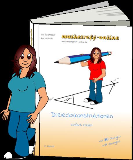 Buchcover Dreieckskonstruktionen: einfach erklärt