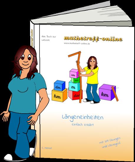 Buchcover Längeneinheiten - einfach erklärt