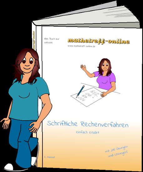 Buchcover Schriftliche Rechenverfahren - einfach erklärt